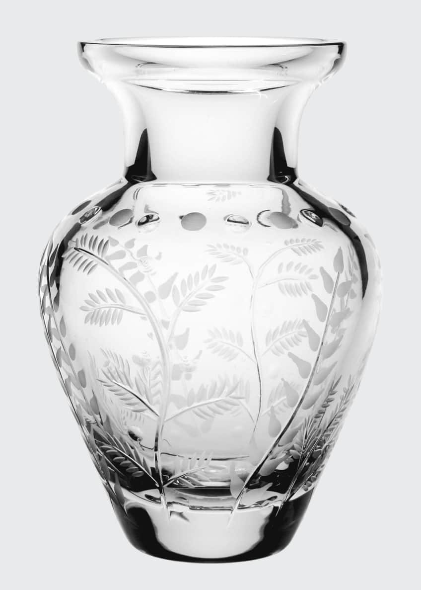 Image 1 of 1: Fern Bouquet Vase