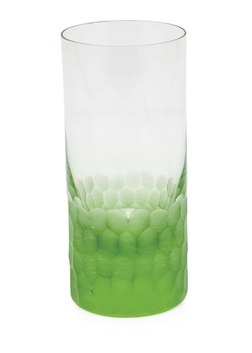Image 1 of 1: Pebbles Ocean Green Highball