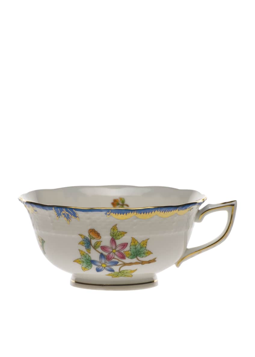 Image 1 of 1: Queen Victoria Blue Cup