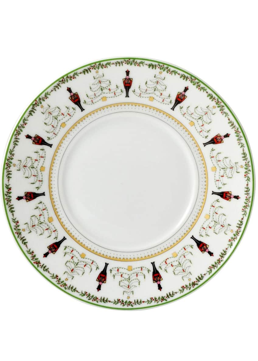 Bernardaud Grenadiers Bread & Butter Plate