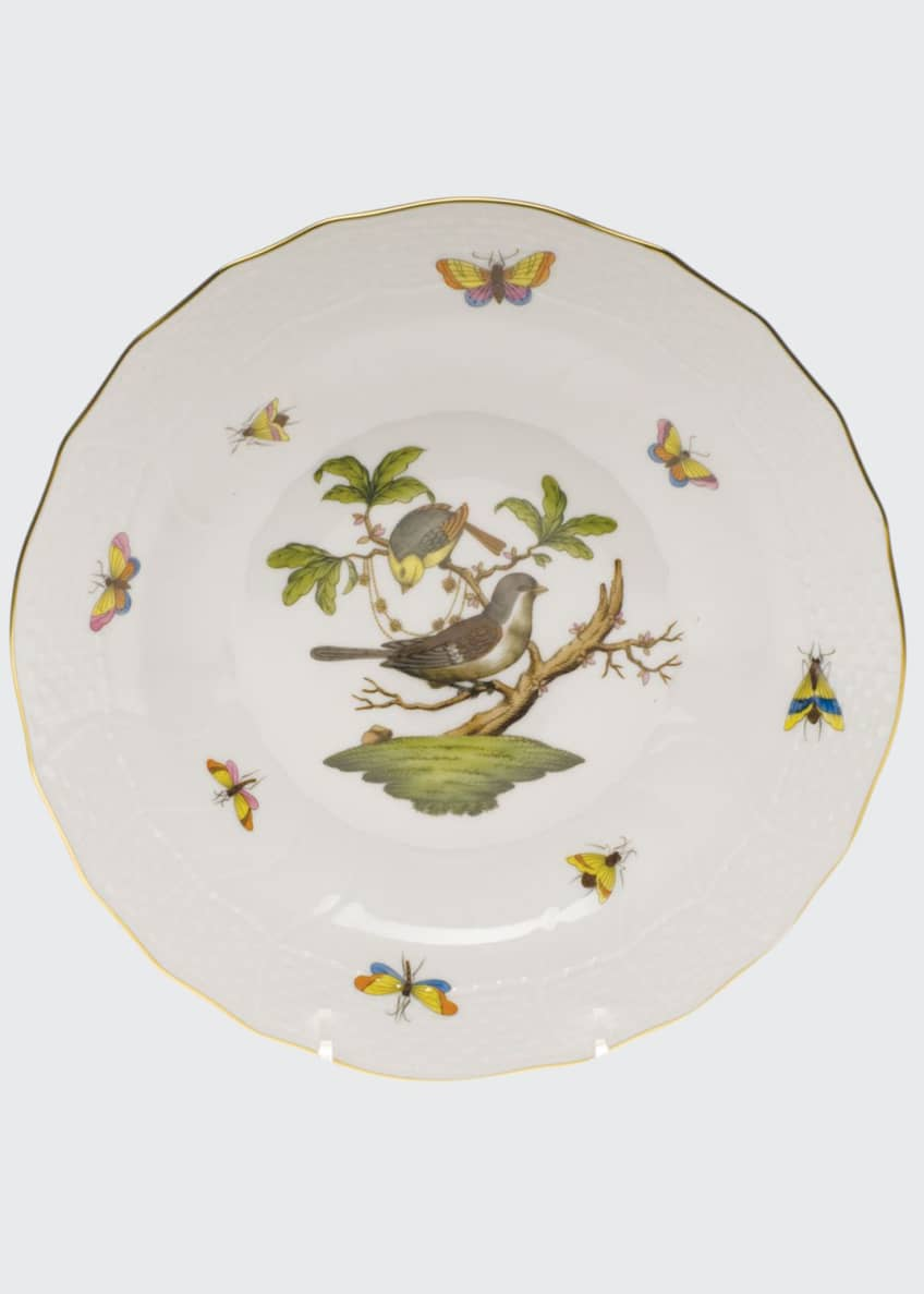 Image 1 of 1: Rothschild Bird Dessert Plate