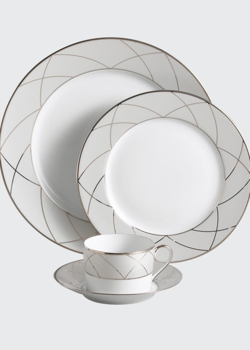 Haviland Clair de Lune Arches Dessert/Salad Plate