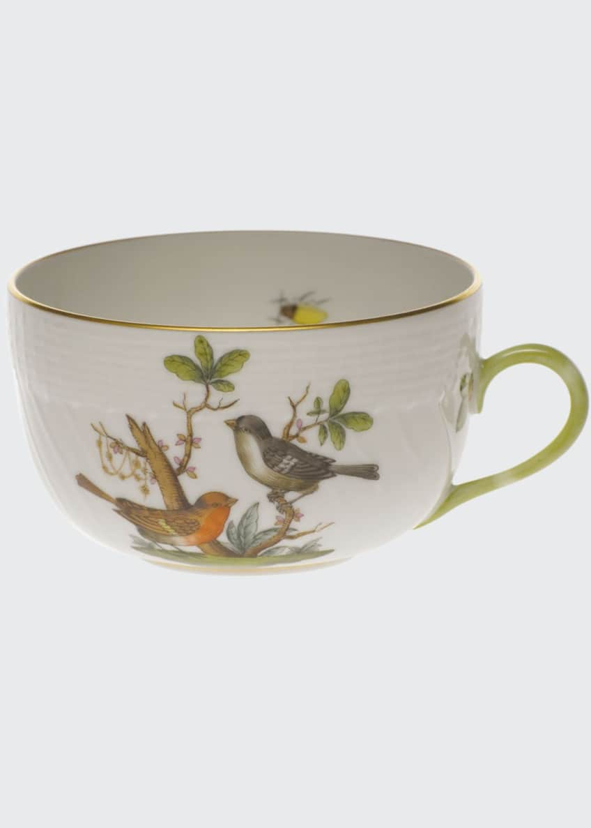 Image 1 of 1: Rothschild Bird Motif 05 Canton Cup