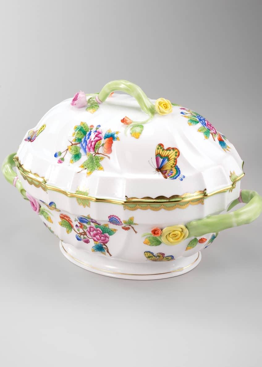 Herend Queen Victoria Soup Tureen