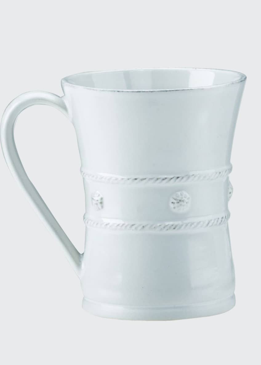Image 1 of 2: Berry & Thread Whitewash Mug