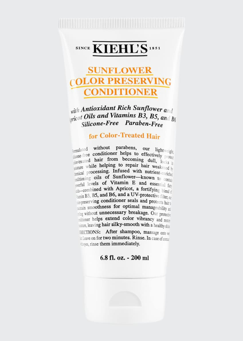 Kiehl's Since 1851 Sunflower Color-Preserving Conditioner, 6.8