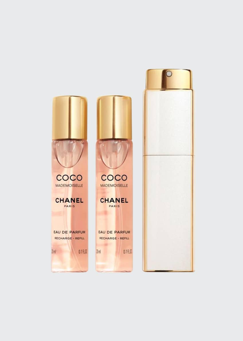 Image 1 of 1: COCO MADEMOISELLE Eau De Parfum Twist And Spray