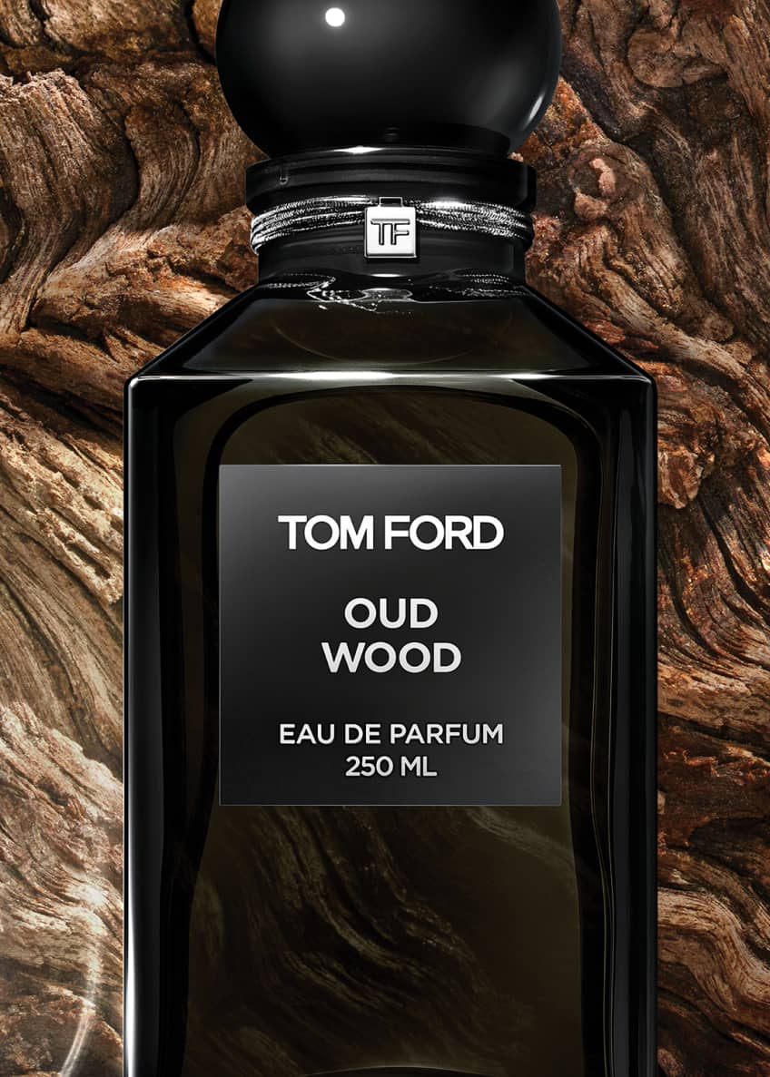 Image 2 of 3: Oud Wood Decanter, 8.5 oz./ 250 mL