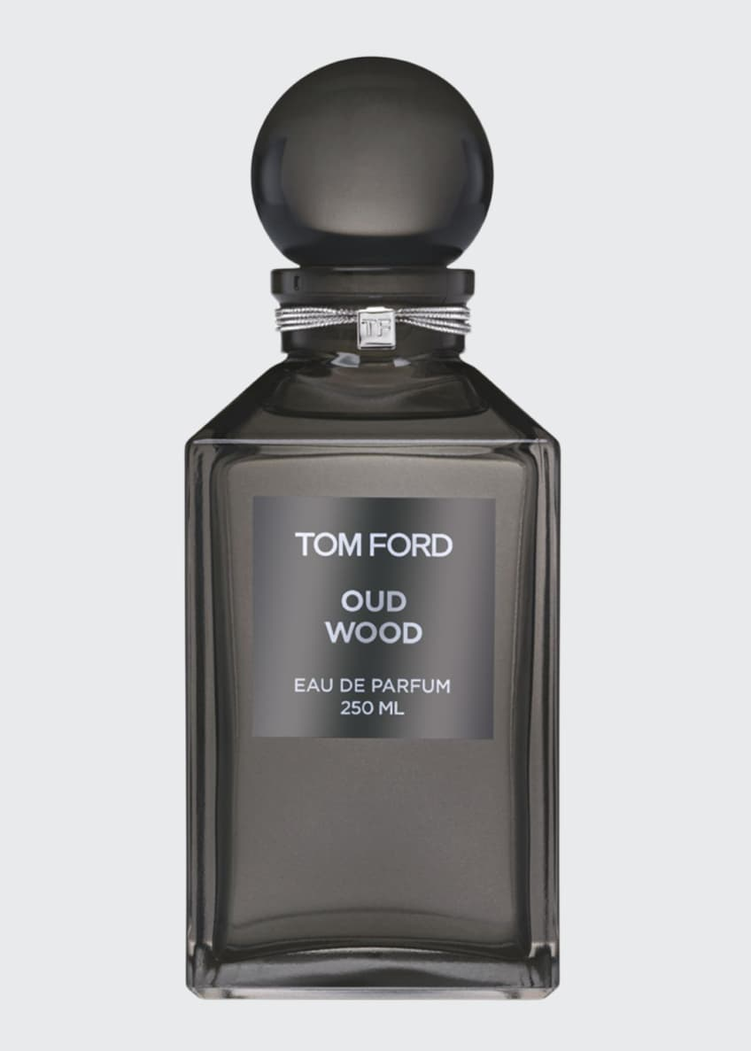 Image 1 of 3: Oud Wood Decanter, 8.5 oz./ 250 mL