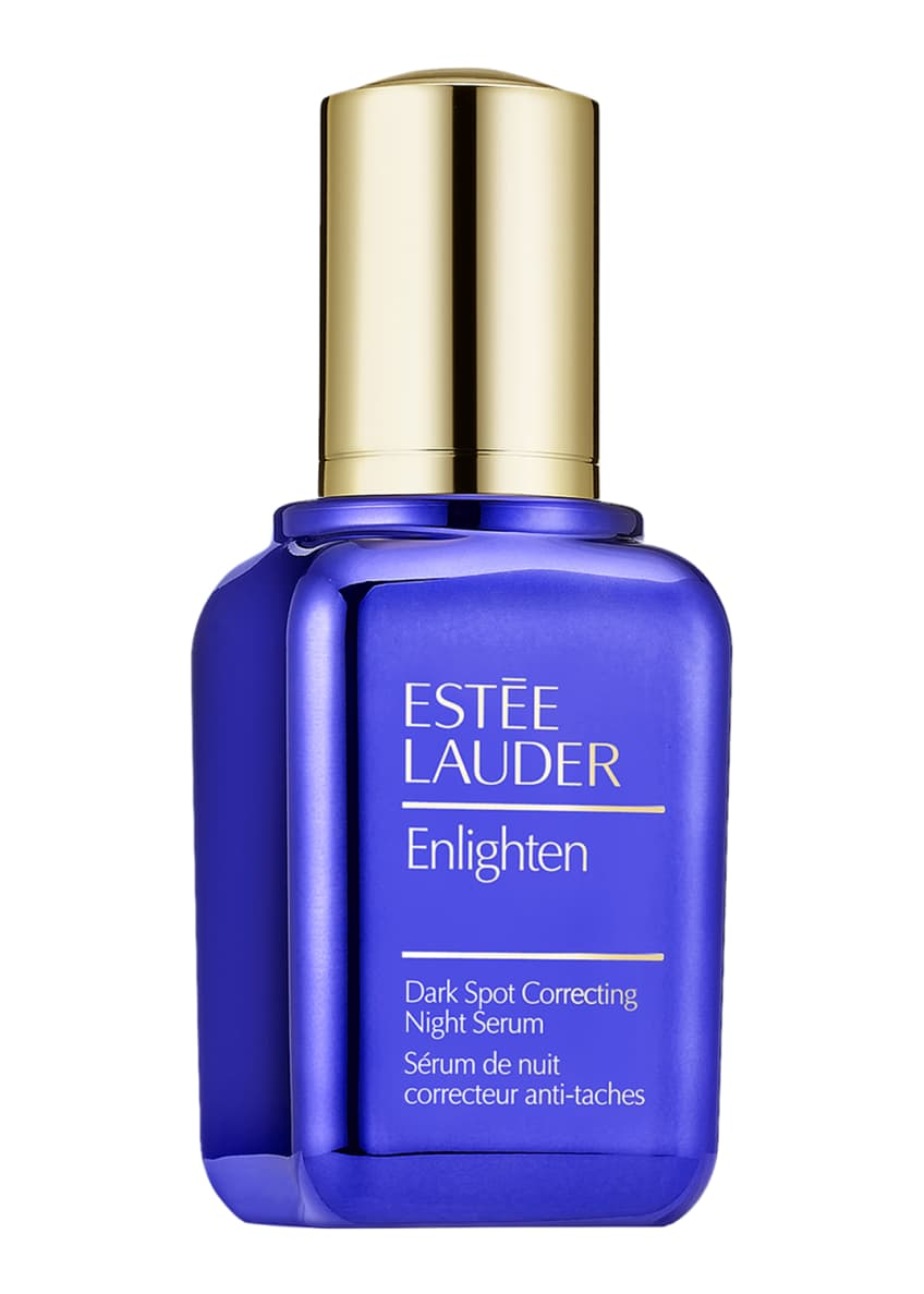 Estee Lauder Enlighten Dark Spot Correcting Night Serum,