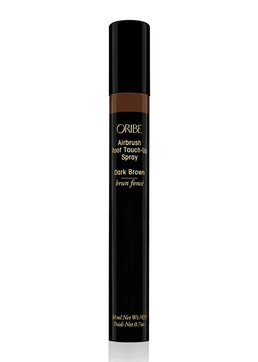 Oribe Airbrush Root Touch-Up Spray, Dark Brown, 0.7