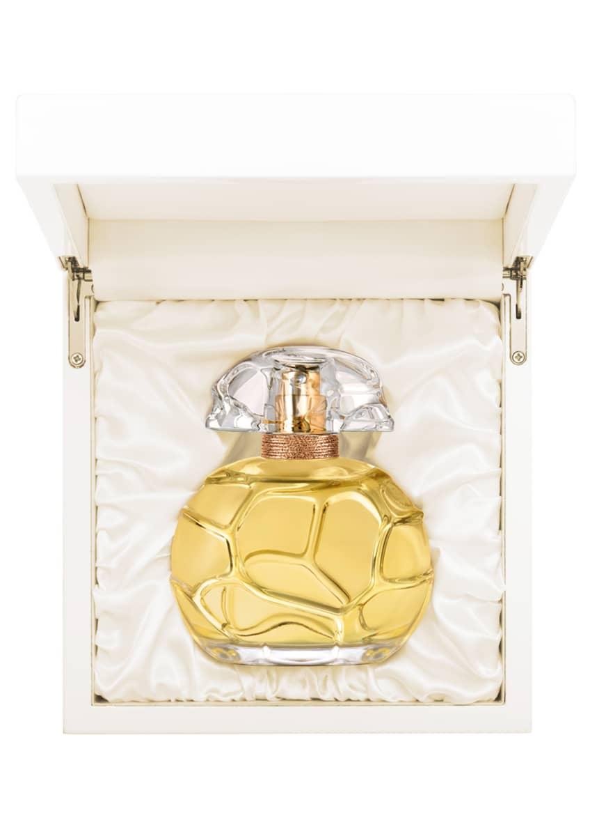 Houbigant Paris Quelques Fleurs L'Original Extrait Parfum, 3.4