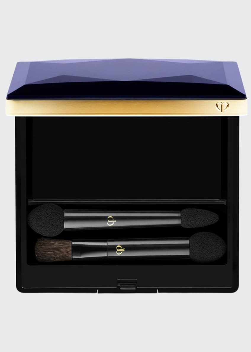 Cle de Peau Beaute Eye Color Quad Case
