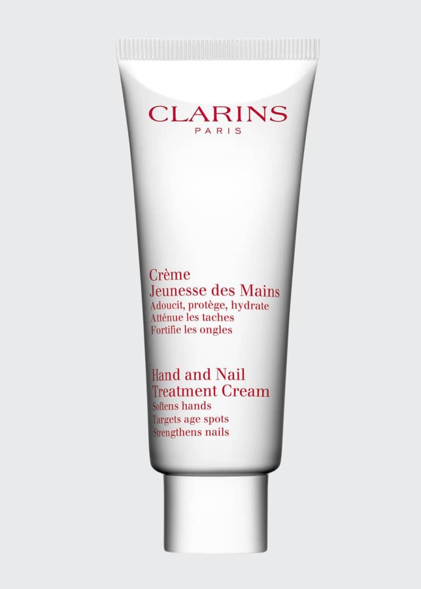 Clarins Hand & Nail Treatment Cream, 3.3 oz./