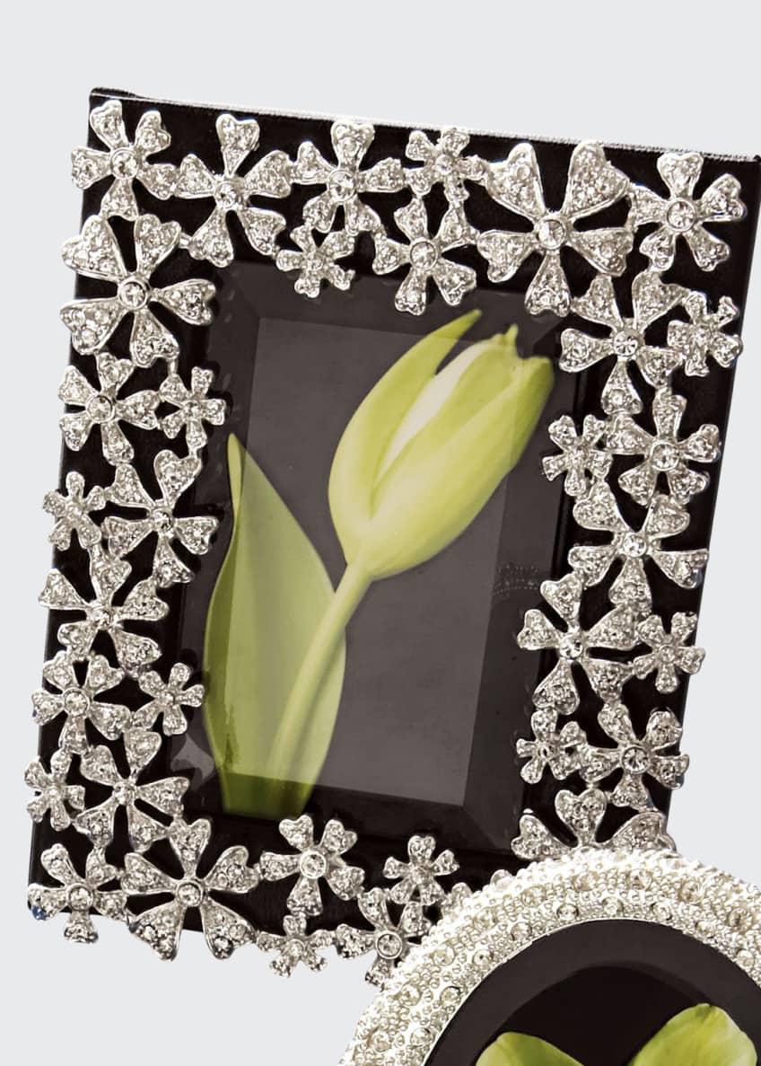 L'Objet Garland Swarovski® Crystal Picture Frame, 8x10