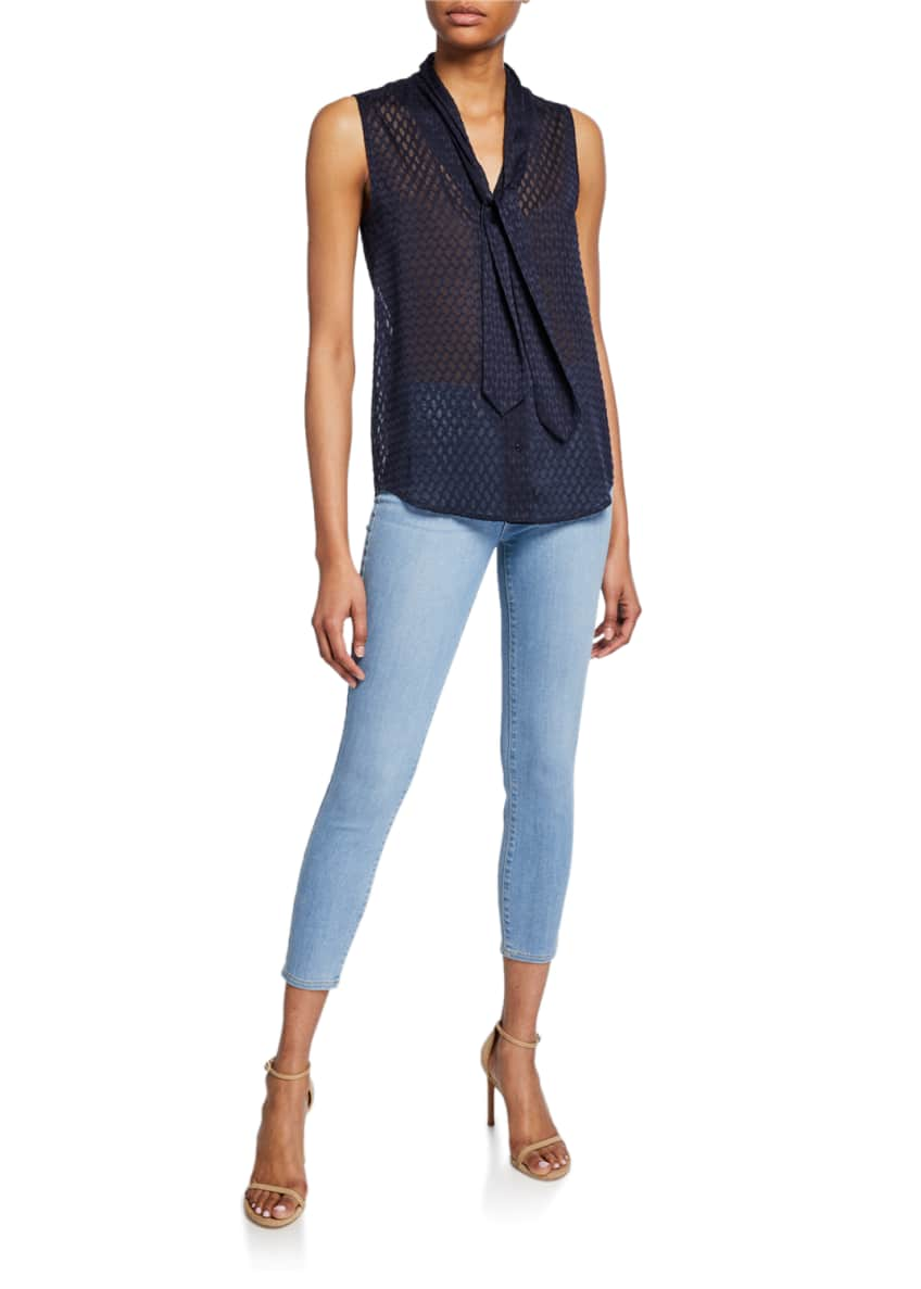 Image 4 of 5: Margot High-Rise Skinny Ankle Jeans