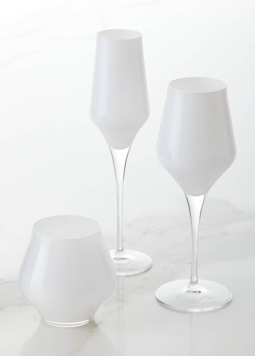 Image 2 of 2: Contessa White Wine Glass