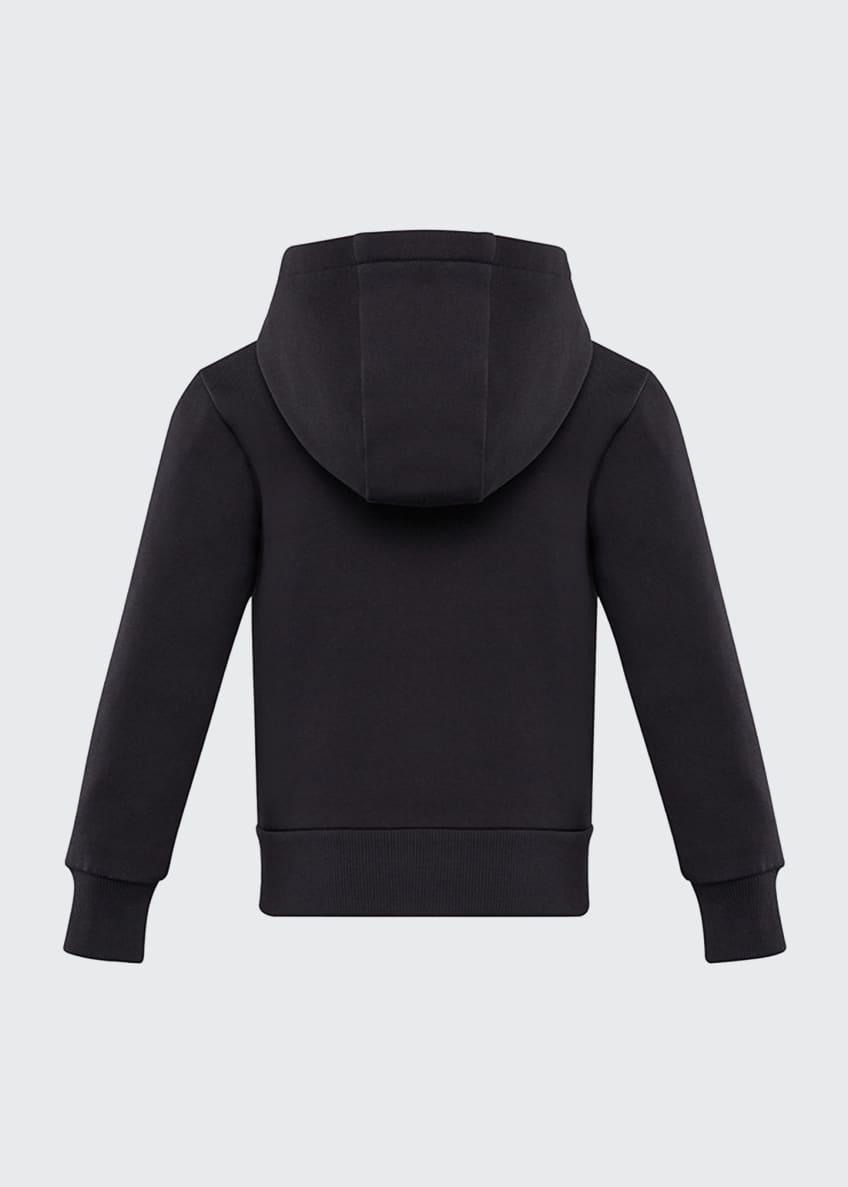 Image 5 of 6: KB Maglia Zip-Up Hooded Cardigan, Size 8-14