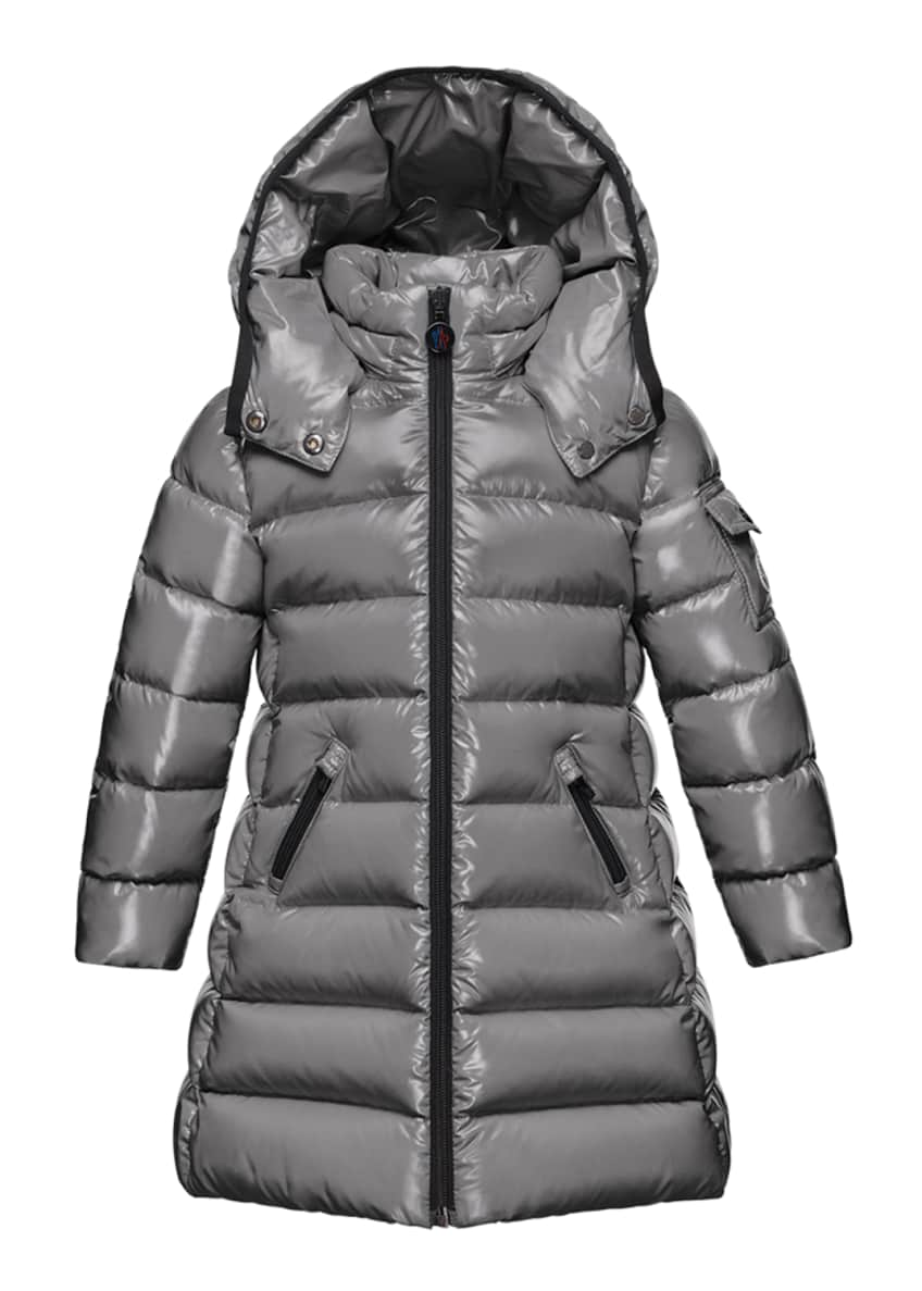 Moncler Moka Hooded Puffer Coat & Matching Items
