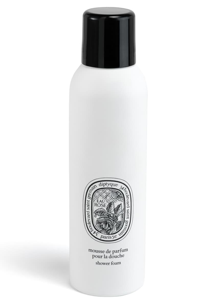 Diptyque Eau Rose Shower Foam, 6.8 oz.