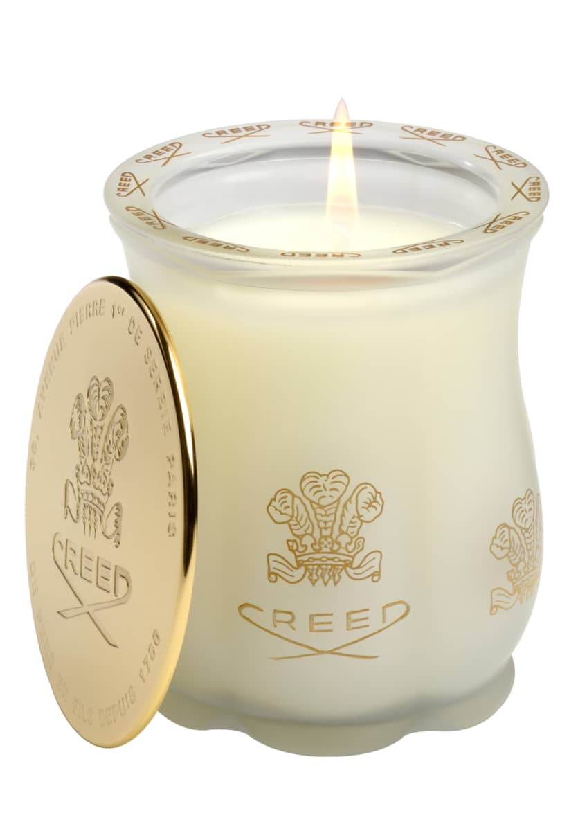 Image 1 of 1: Silver Mountain Water Candle