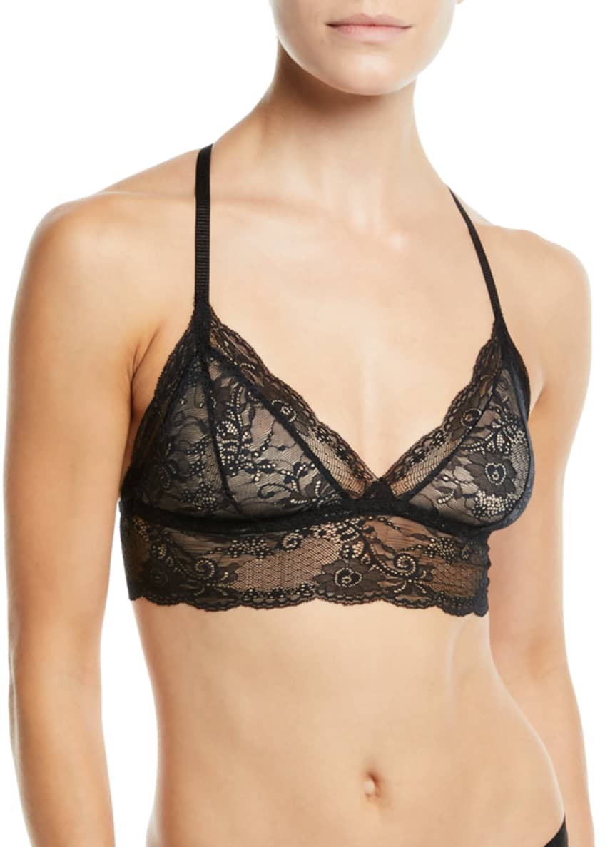 Cosabella Trenta Lace Racerback Bralette & Matching Items