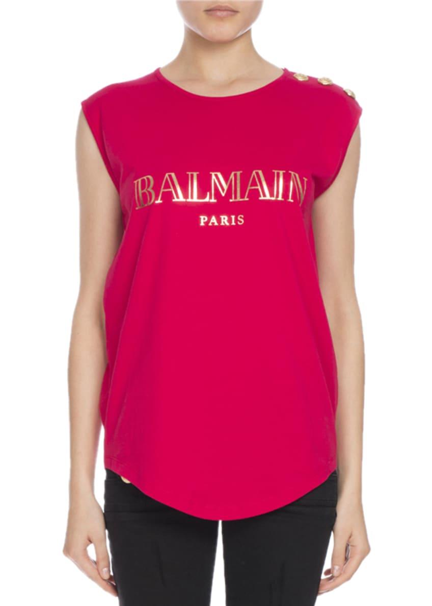 Balmain Tee & Jeans & Matching Items
