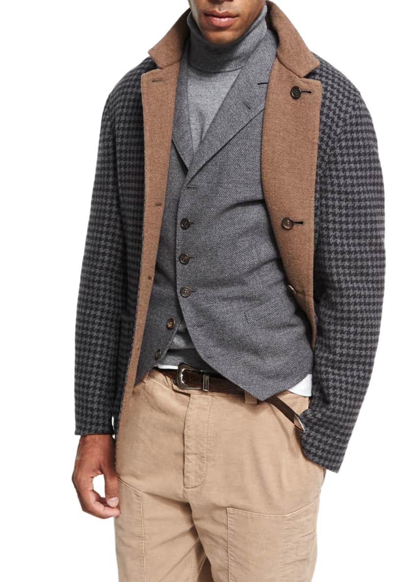 Brunello Cucinelli Cashmere Turtleneck Sweater & Matching Items