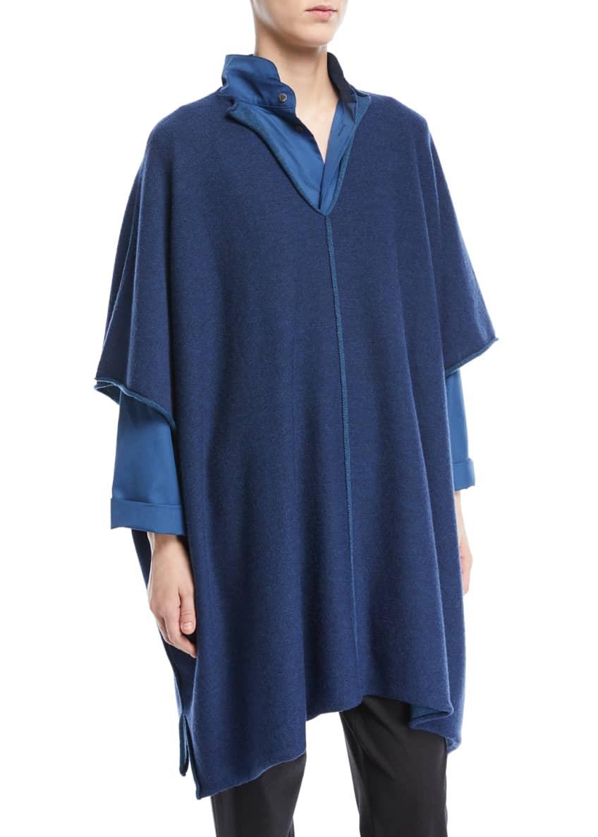 Eskandar Narrow Stretch-Wool Trousers, Black & Matching Items