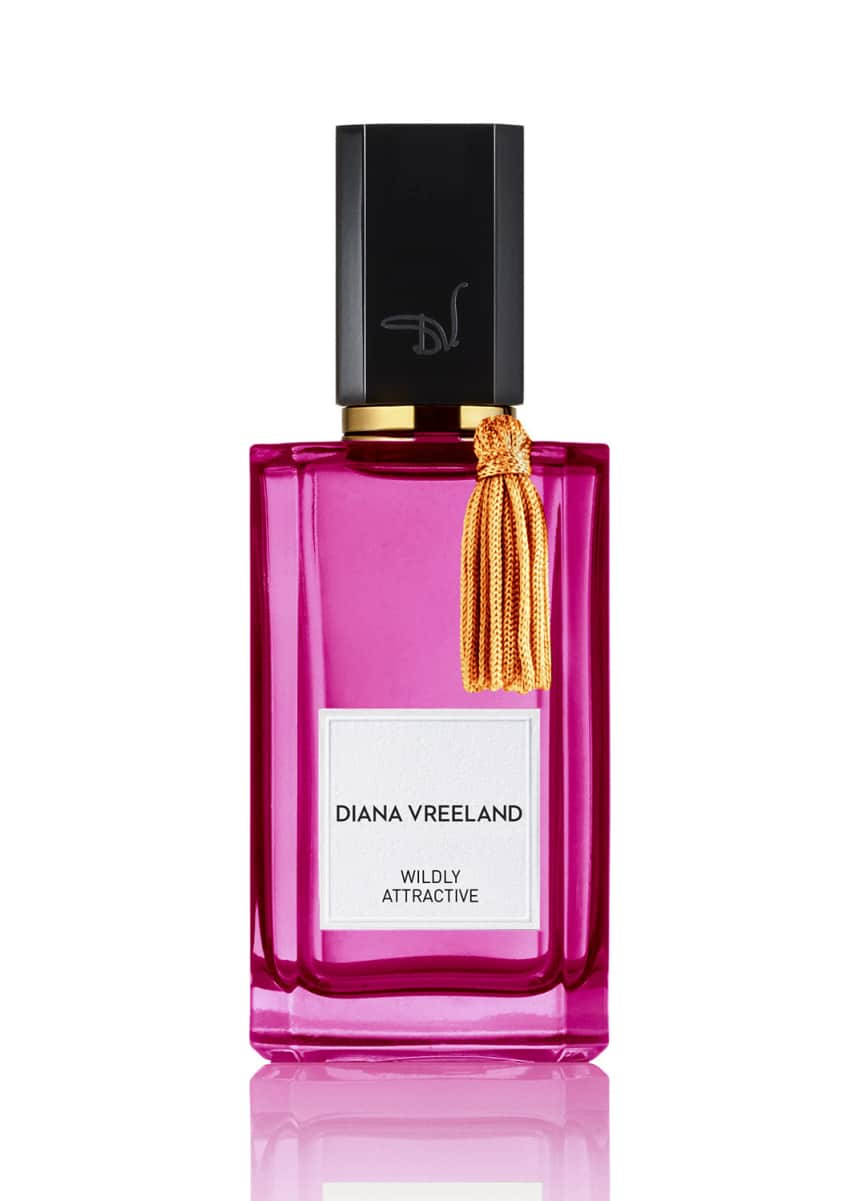 Diana Vreeland Wildly Attractive Eau De Parfum, 50 mL