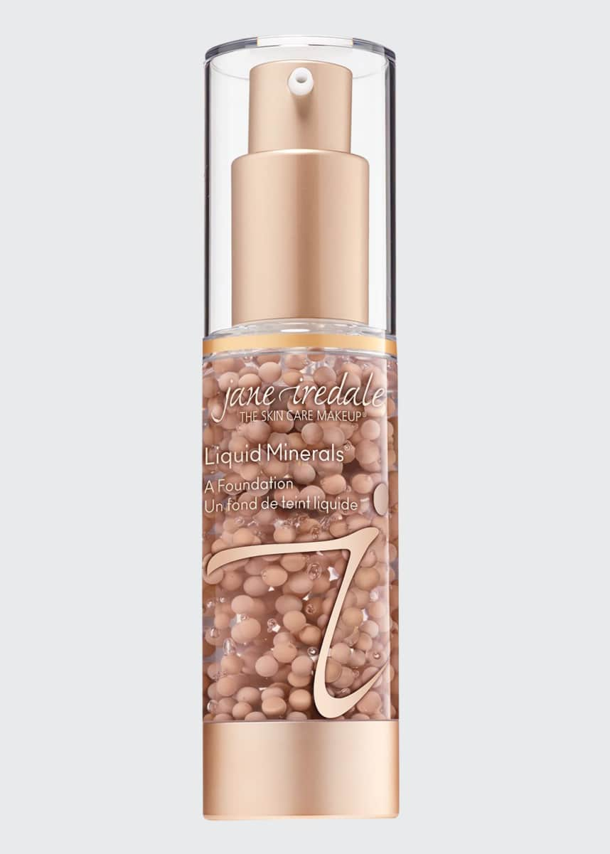 Jane Iredale Liquid Minerals A Foundation, 1.0 oz.