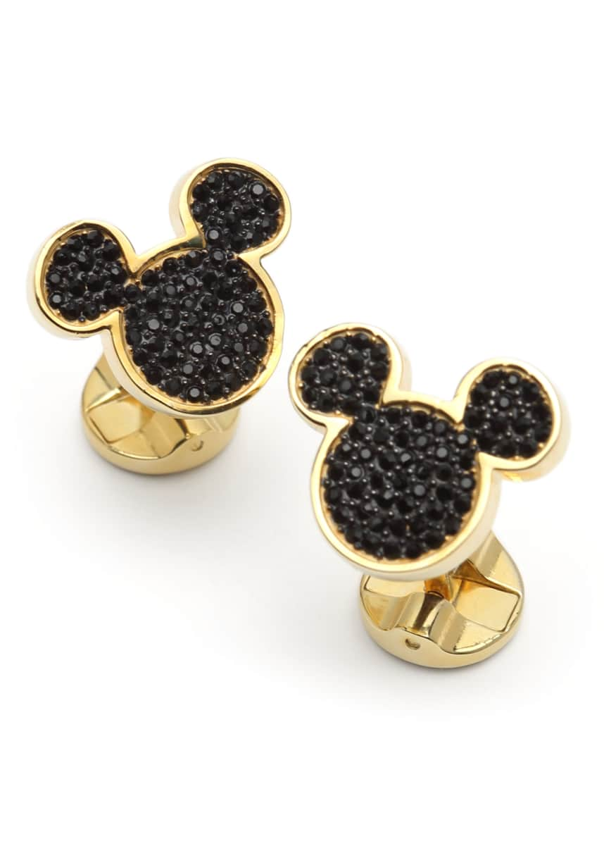 Cufflinks Inc. 90th Anniversary Mickey Mouse Disney Cuff Links