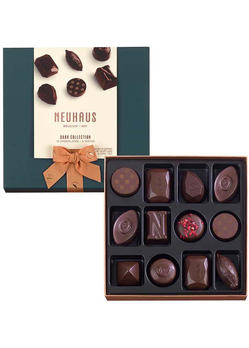Neuhaus Chocolate 12-Piece Small Discovery Collection