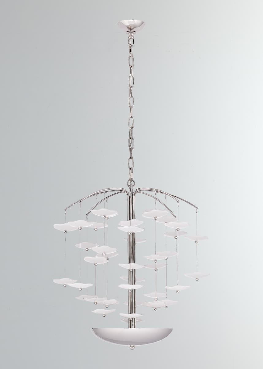 kate spade new york Leighton Medium Cascading Chandelier