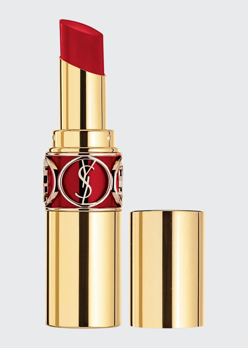 Yves Saint Laurent Beaute Rouge Volupte Shine Lipstick