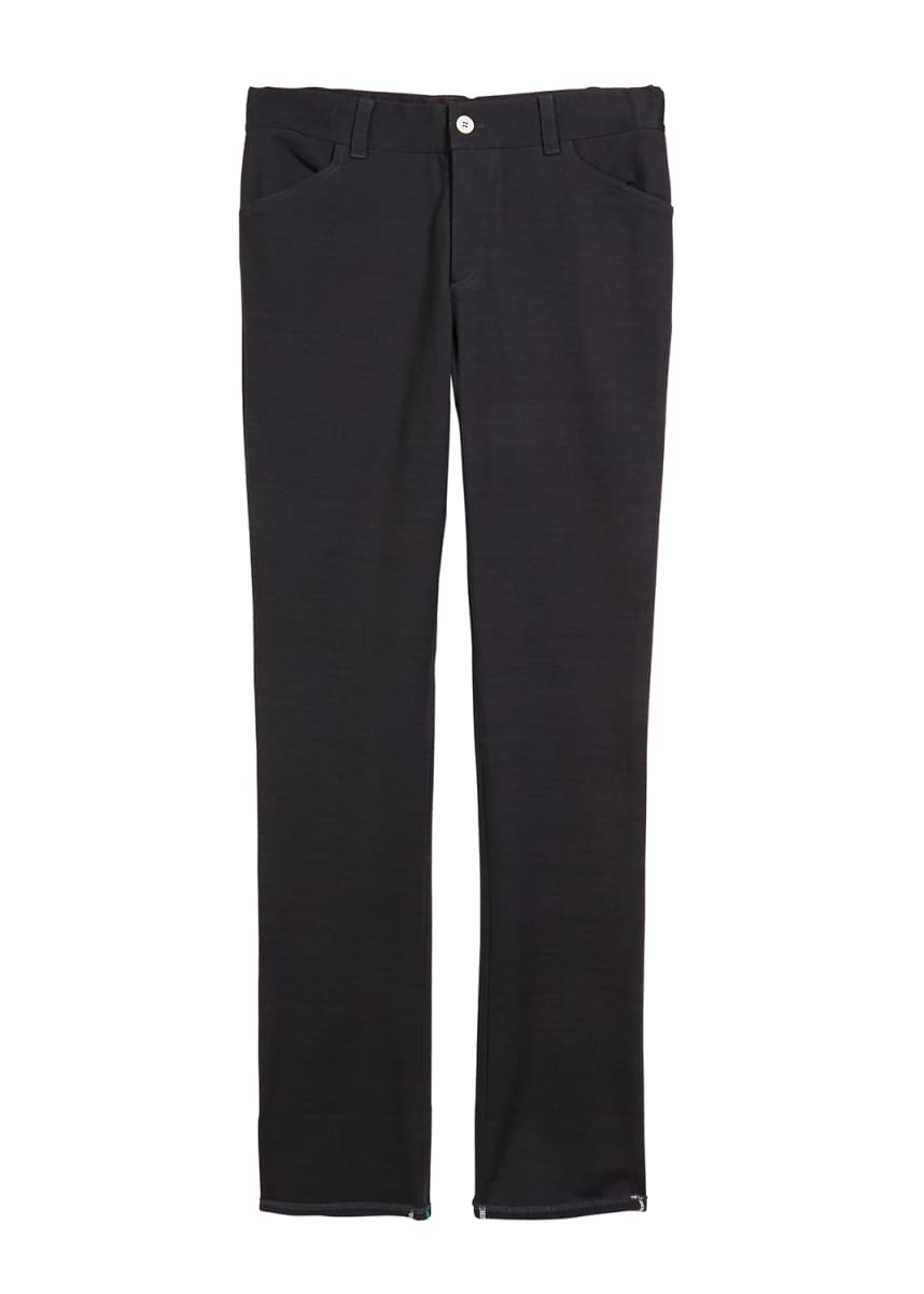 Stefano Ricci Boys' Sport Trousers, Size 10-14