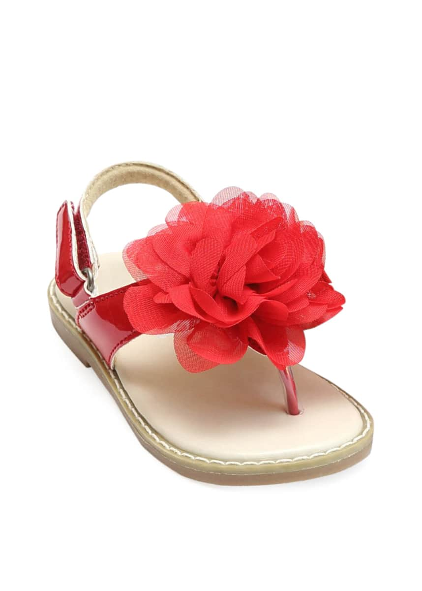 L'Amour Shoes Matilda Special Occasion Sandals, Kids