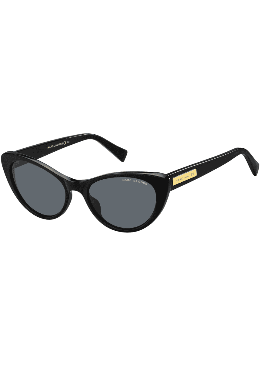 The Marc Jacobs Acetate Cat-Eye Sunglasses