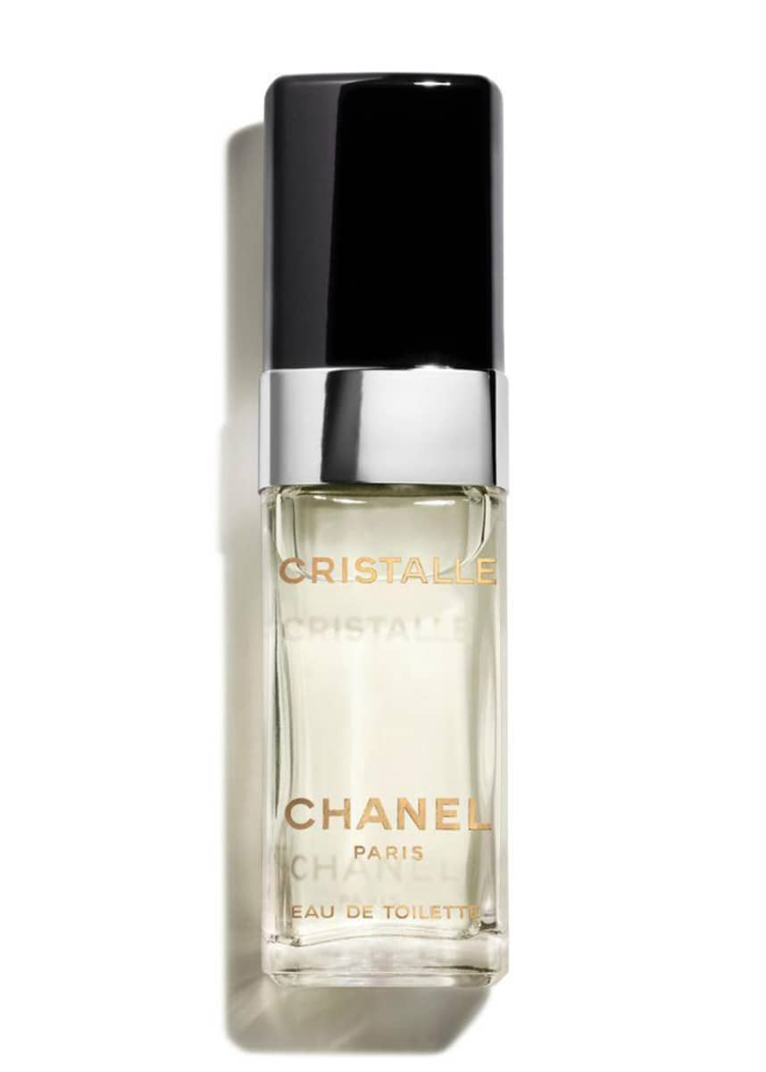 CHANEL CRISTALLEEau de Toilette Spray, 3.4 oz./ 100 mL