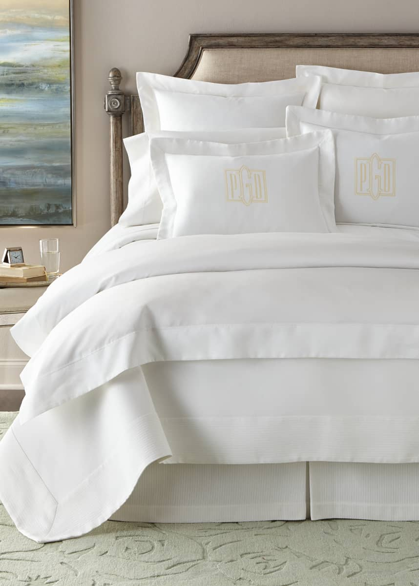 Peacock Alley King Angelina Pique Coverlet Queen Angelina Pique Coverlet Twin Angelina Pique Coverlet