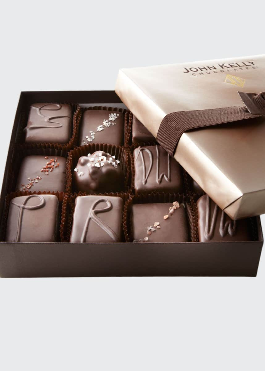 John Kelly Chocolates 12-Piece Chocolate Assortment