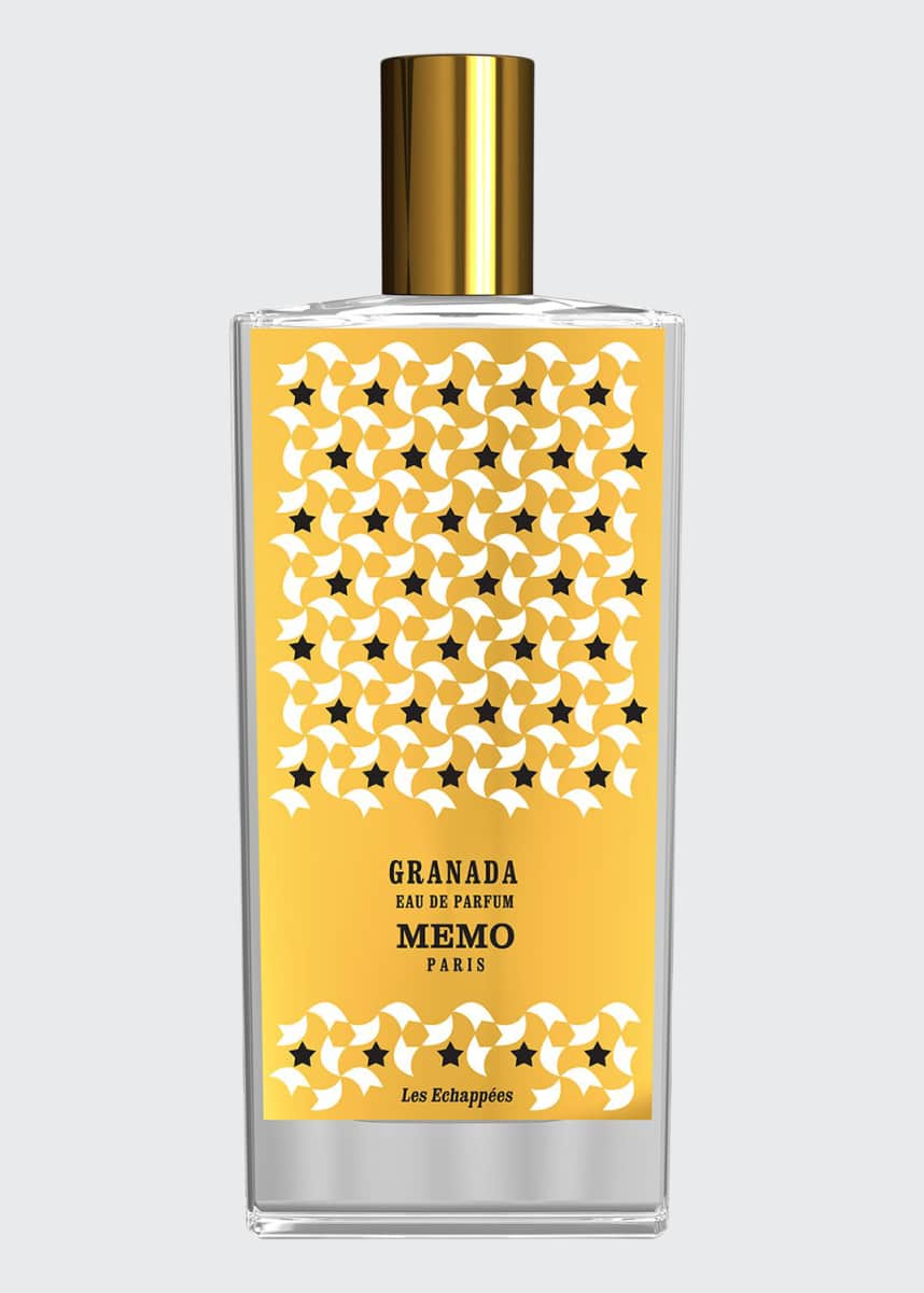 Memo Paris Granada Eau de Parfum Spray, 75 mL