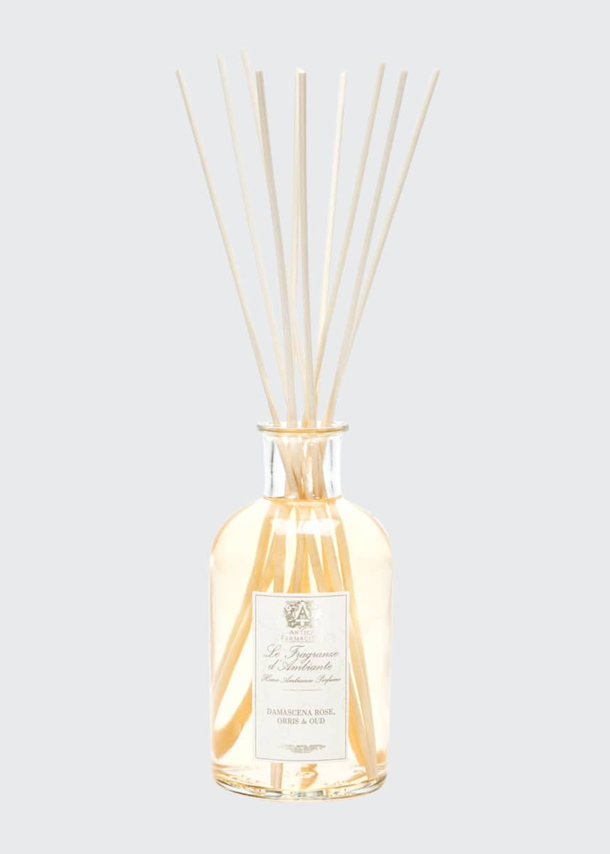 Antica Farmacista Damascena Rose, Orris & Oud Home Ambiance Diffuser, 500 mL