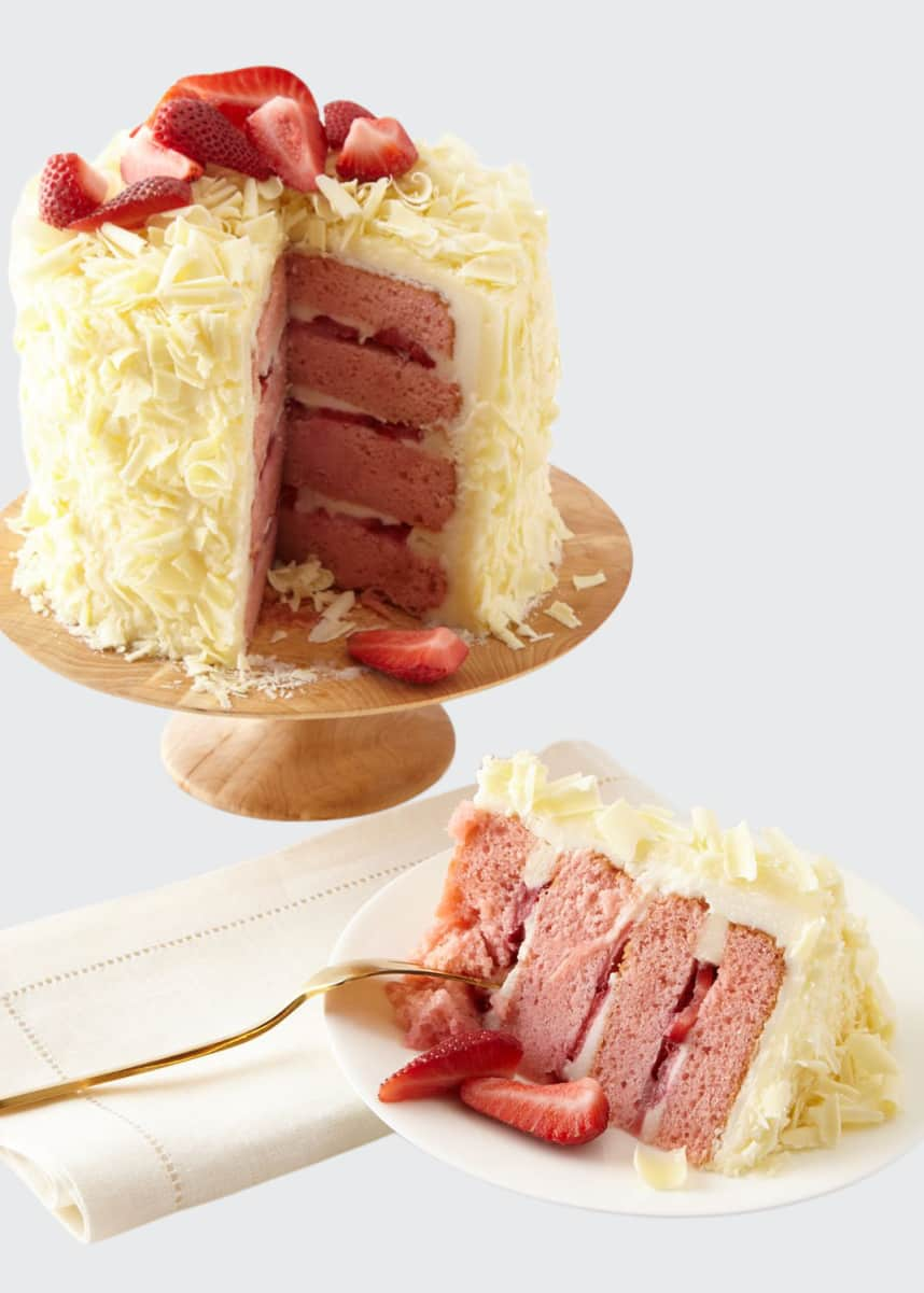 We Take The Cake Strawberry Layer Cake, For 6-8 People