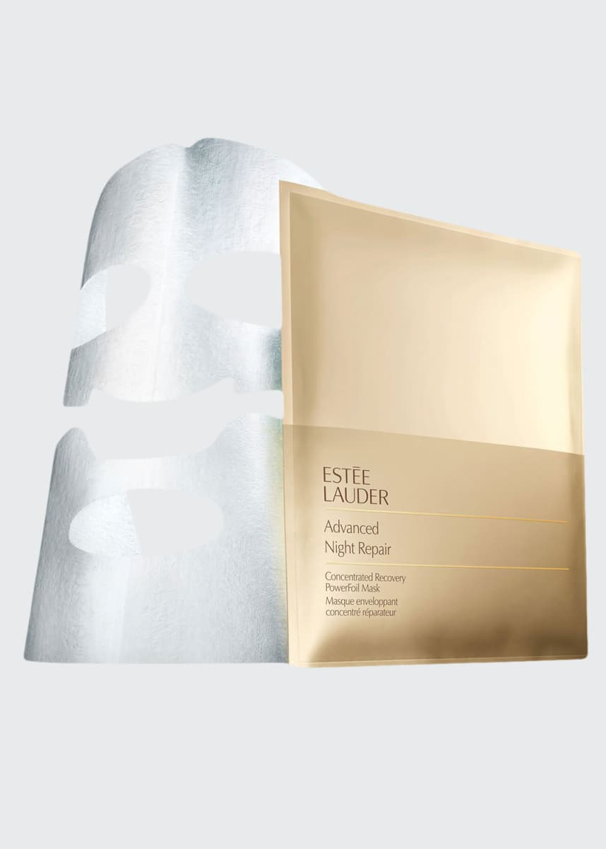 Estee Lauder Advanced Night Repair Concentrated Recovery PowerFoil Mask, 4 Sheets