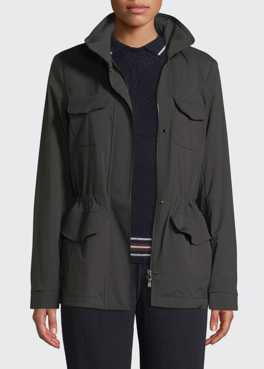 Loro Piana Traveler Windmate® Stretch Storm System® Jacket