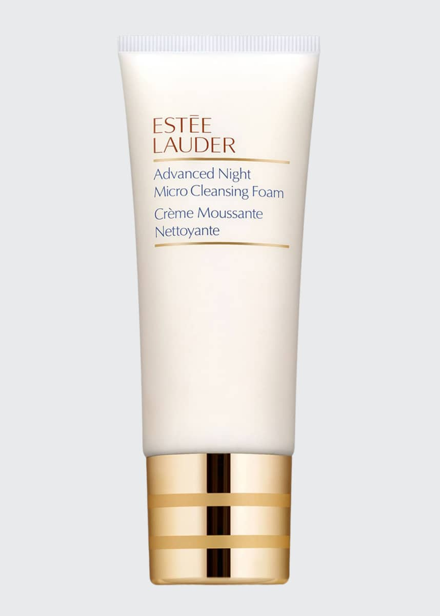 Estee Lauder Advanced Night Micro Cleansing Foam, 3.4 oz.