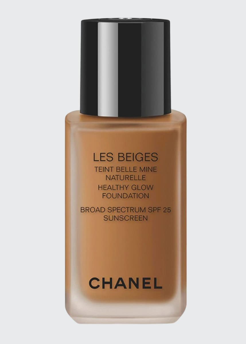 CHANEL LES BEIGESHealthy Glow Foundation Broad Spectrum SPF 25 Sunscreen, 1.0 oz.