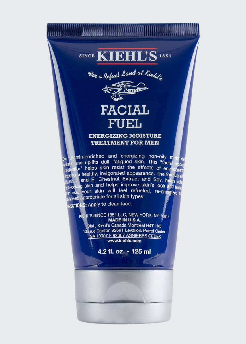 Kiehl's Since 1851 Facial Fuel Daily Energizing Moisture Treatment for Men, 4.2 oz.