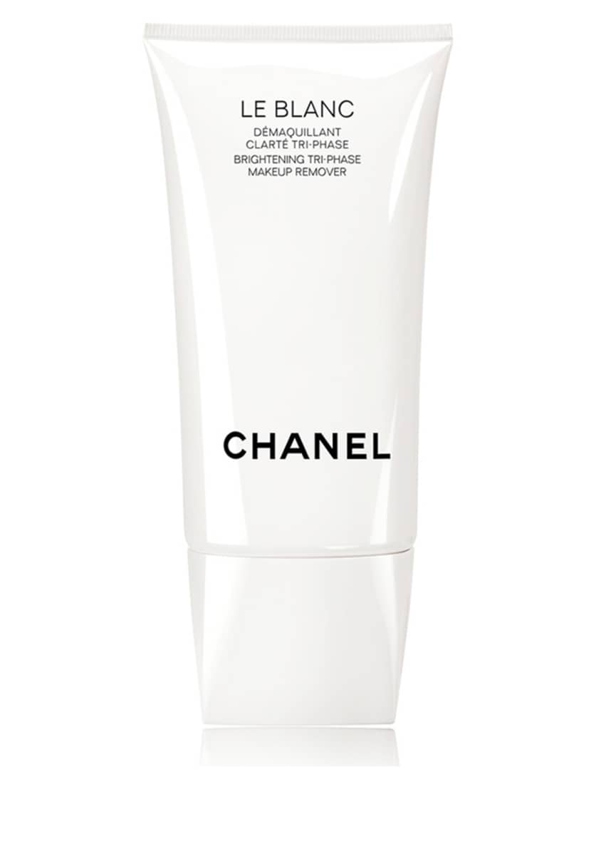 CHANEL LE BLANC Brightening Tri-Phase Makeup Remover, 5.0 oz.
